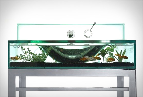 aquarium sink italbrass