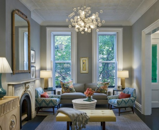 Glamorous Grey Rooms | My Home Rocks