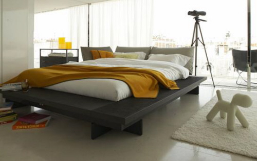 Contemporary Platform Beds | My Home Rocks