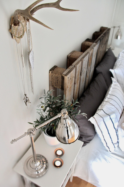 See more great DIY Headboard Ideas