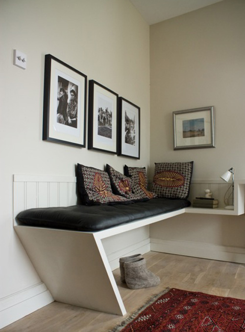 See Get the Book Nook Look for more reading nook design inspiration.