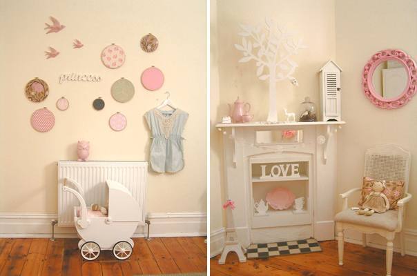 Pin Pink White And Cream Bedroom On Pinterest