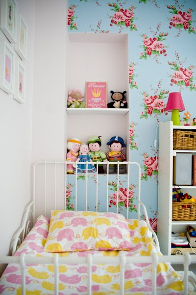 Girls Bedroom Design Ideas for a Stylish Little Miss | My Home Rocks