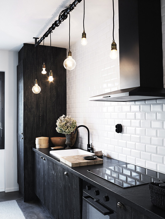 Industrial Style Kitchens | My Home Rocks - Industrial Look Kitchen Image