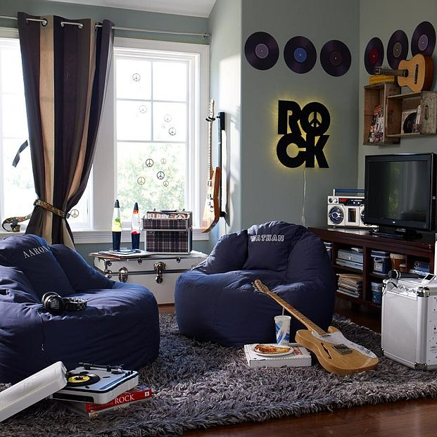 Teenage boys rooms my home rocks - Cool teen boy bedroom ideas ...