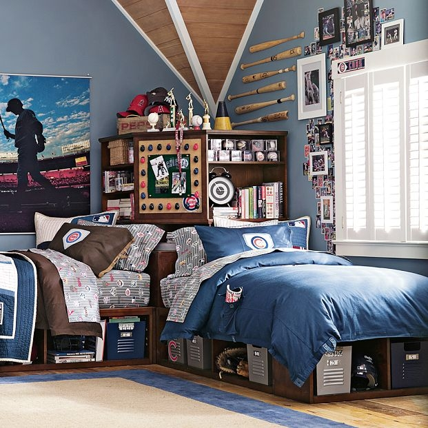 Teenage boys rooms my home rocks for Boys bedroom ideas