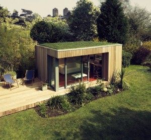 grass roof garden rooms summerhouse
