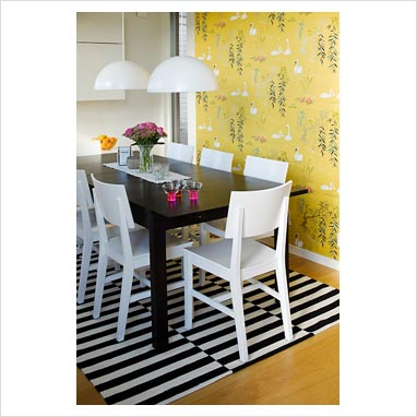 Finest Black And Yellow Dining Room Pictures To Pin On Pinterest Pinsdaddy  With Blue And Yellow Dining Room Part 52