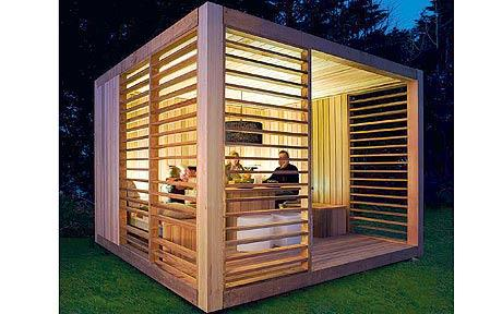 Gres  Planning permission for garden shedGarden Rooms