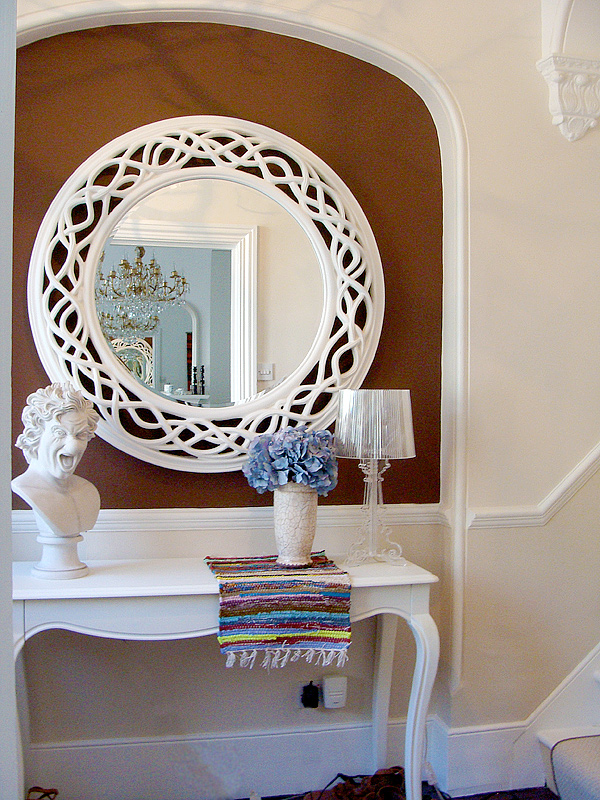 Console Tables For Hectic Hallways My Home Rocks