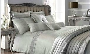 Kylie Antique Lace Bed Set