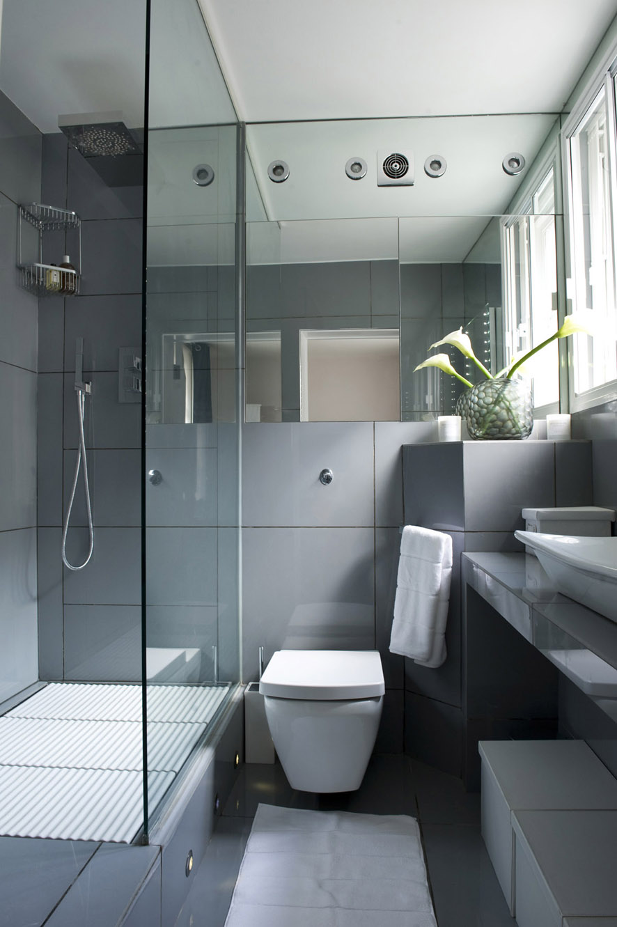 Contemporary en suite bathroom my home rocks for Bathroom ideas ensuite