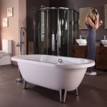 Contemporary freestanding bath tub