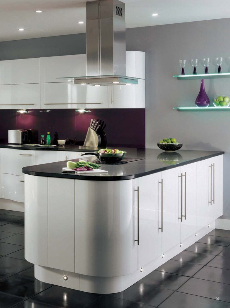 Choosing the perfect kitchen for your home my home rocks for Kitchen unit design