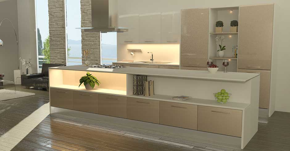 to incorporate a slash of contemporary kitchen class, if a new kitchen