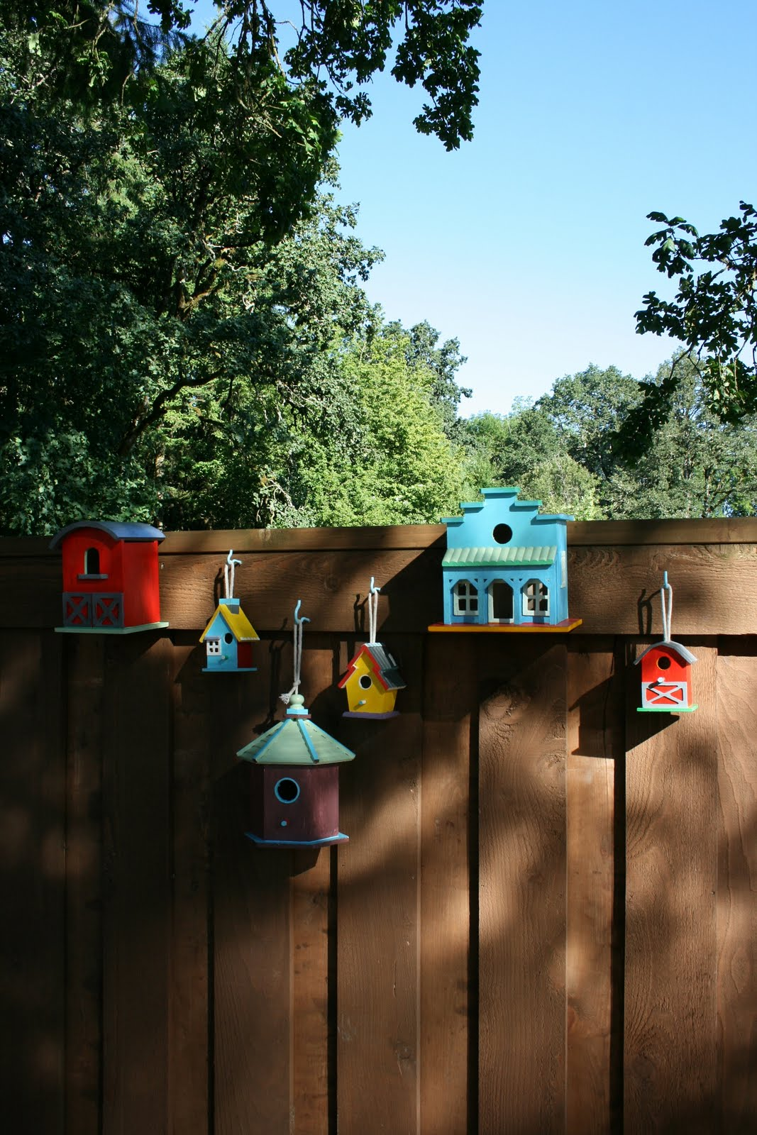 Different Birdhouses For Different Birds My Home Rocks