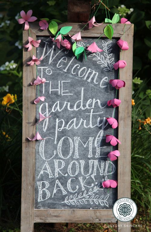 Outdoor Birthday Party Ideas For The Summer