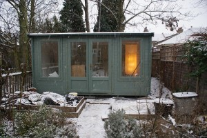 Garden Shed Outdoor Room
