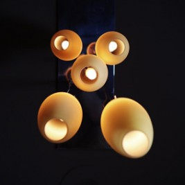 pendant lamp multi shade light