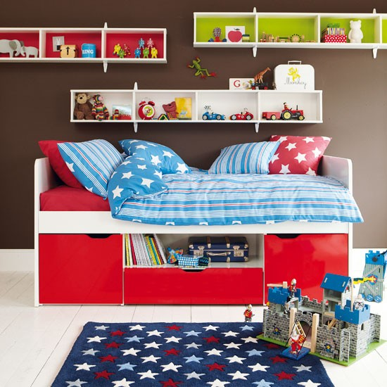 Green Kids Room: Boys Bedroom Ideas For Toddlers And Infants