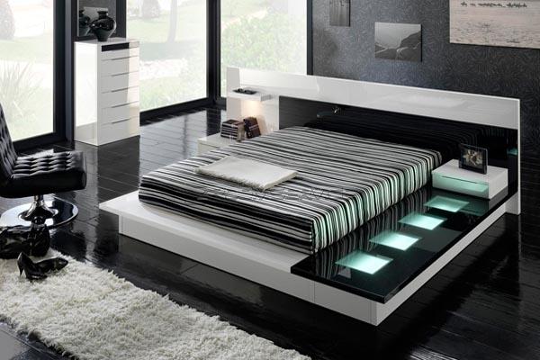 Contemporary Platform Beds My Home Rocks