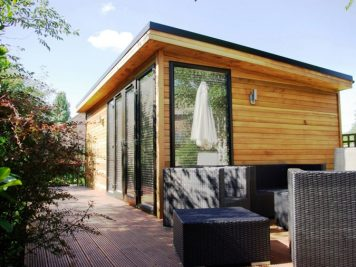 Contemporary Garden Rooms