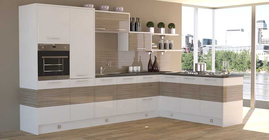 Kitchen Designs That Earn Their Stripes My Home Rocks
